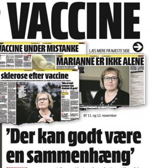 influenza vaccine bivirkninger