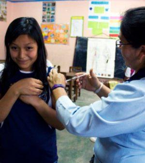 Boliviansk pige dør efter HPV-vaccination